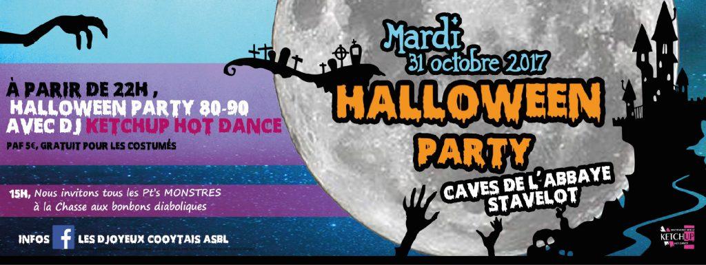 Halloween Party by Les Djoyeux Cooytais
